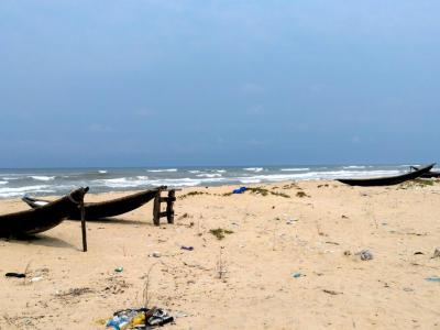 9 mars : sur la plage Hue