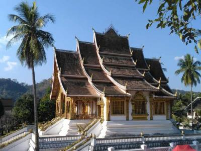 17 février : le palais royal de Luang Prabang au Laos