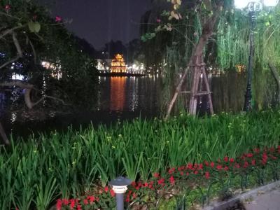 1er mars : Hanoi nocturne