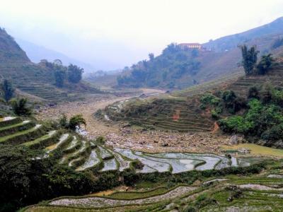 2 mars, région de Sapa, nord du Vietnam