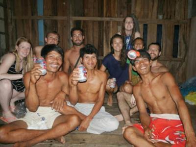 Koh Rong & Samloem : plages et rencontre avec les pêcheurs