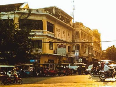Phnom Penh : la ville qui ne dort (presque) jamais