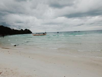 Plage paradisiaque de Koh Rong