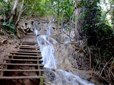 cascade de Kuang Si Falls