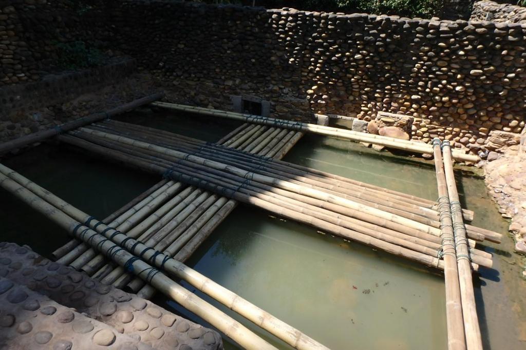 Hots Springs à Muang La