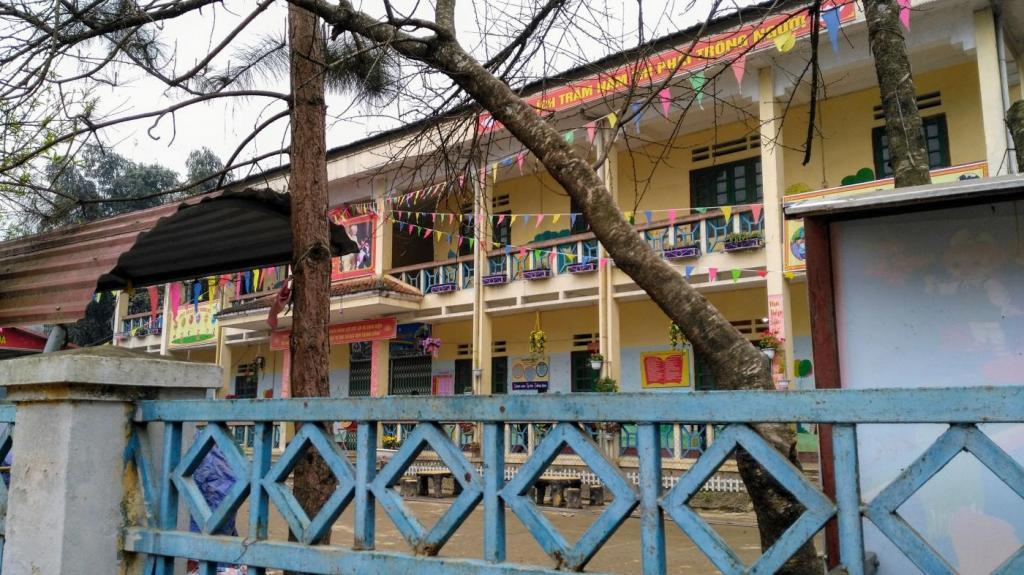 Ecole à Lao Chai