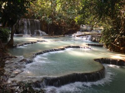Cascades de Kuang Si Falls