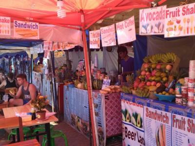 Luang Prabang : street food