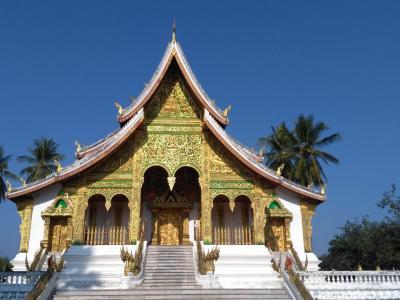 Royal Palace Museum à Luang Prabang
