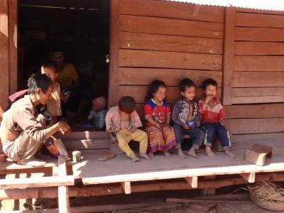 Luang Namtha : trek à la rencontre du peuple Akha