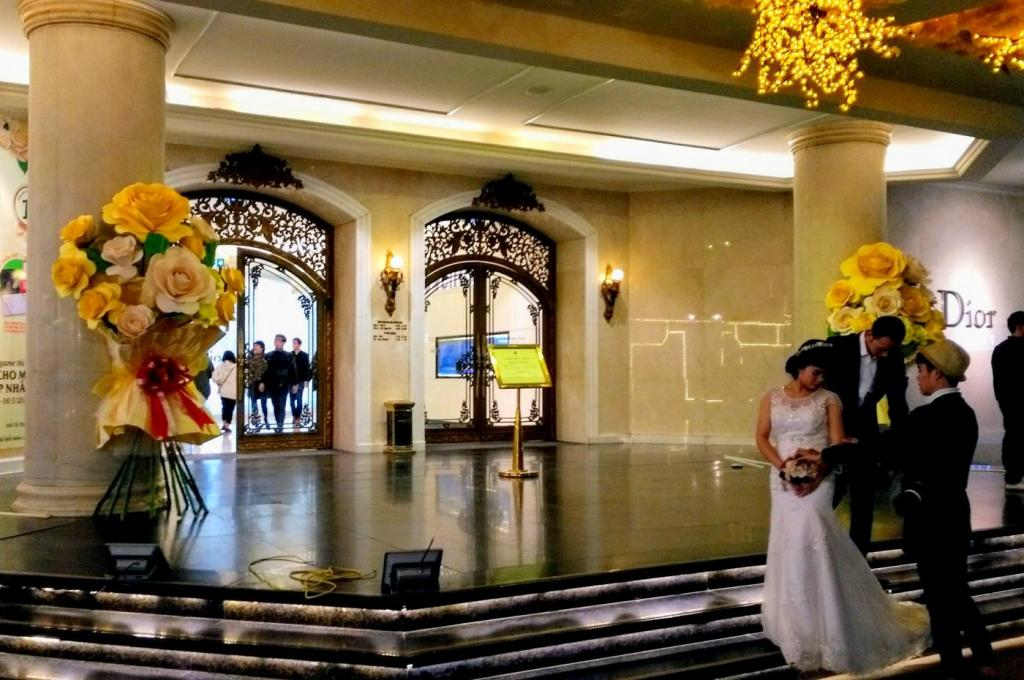 Hanoï : Trang Tien Plaza
